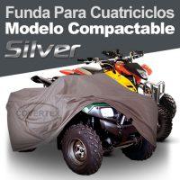 Funda Cubre Cuatriciclos Compactable Silver – (ATV Cover)