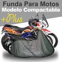 Funda Cubre Motos Compactable Plus – (Moto Cover)