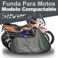 Funda Cubre Motos Compactable Silver – (Moto Cover)