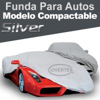 Funda Cubre Auto Compactable Silver – (Car Cover)