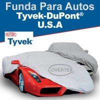 Funda Cubre Auto Tyvek-DuPont® U.S.A – (Car Cover)