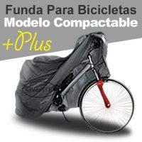 Funda cubre Bicicleta Compactable Plus – (Bike Cover)