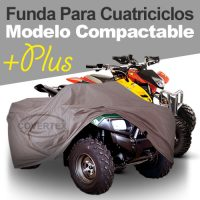 Funda Cubre Cuatriciclos Compactable Plus – (ATV Cover)