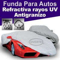Funda cubre Auto Antigranizo / Refractiva rayos UV – (Car Cover)