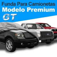 FUNDA CUBRE CAMIONETA PREMIUM GT – (PICK UP COVER)