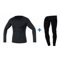 Conjunto Térmico Primera Piel (Remera / Camiseta + Calza / Pantalón)